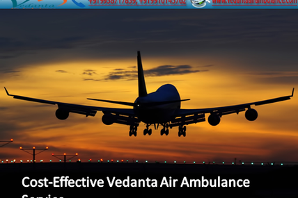Bronchitis suffering patient from Patna to Delhi with Full medical Setup by Vedanta Air Ambulance Service