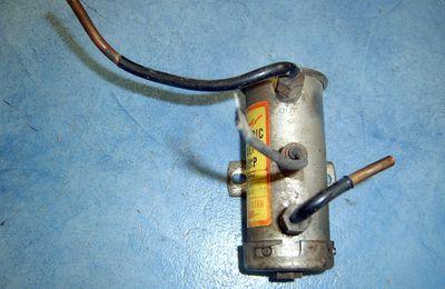 La pompe à essence électrique