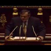 La vision de Philippe Séguin sur le Traité de Maastricht (05/05/1992)