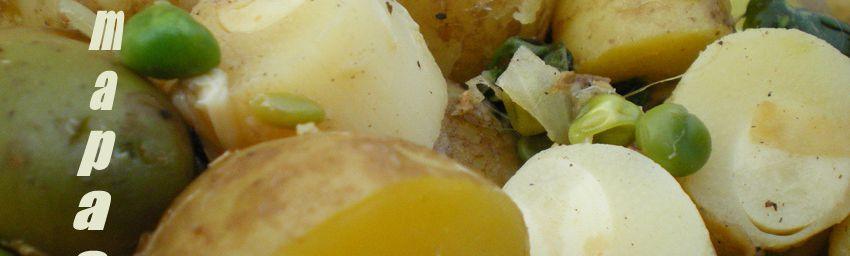 ragout de coeurs de palmier et légumes printaniers au gingembre