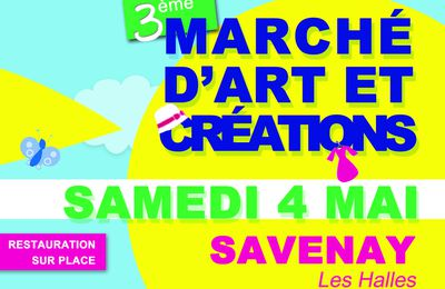 salon de creation de savenay le 4 mai