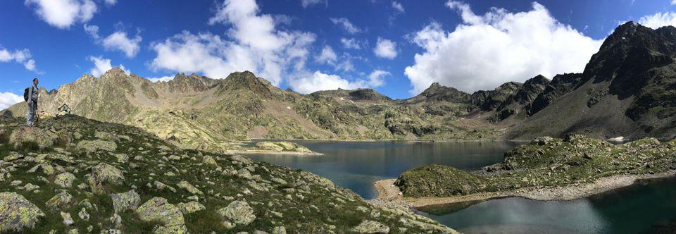 Parc national du Mercantour : Randonnées sur les Cimes et près des Lacs de Haute Tinée