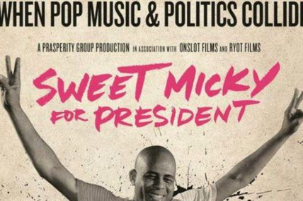 Martinique la 1ère : Sweet Micky for President