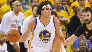 Bague de champion : Anderson Varejao n'a pas l'intention d'en faire la demande