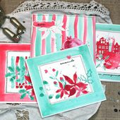 Quick cards with Lindy's Squirts - Lindy's Gang