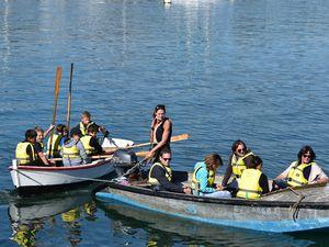 Les sixièmes du collège Max-Jacob en équipage dès la rentrée ...