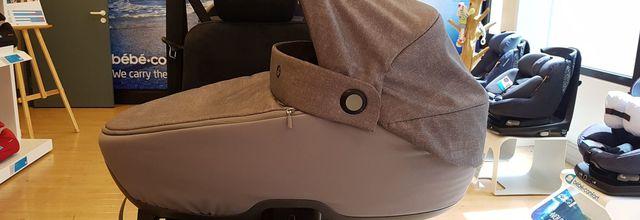 Nouvelle Nacelle R129 JADE de Bébé Confort (Maxi-Cosi), ineptie ou révolution ?