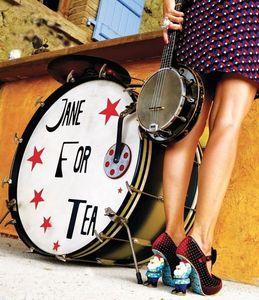 Coup de pouce à Jane For Tea