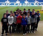 FCP : les U 15 outre-Rhin avec les pros d'Hoffenheim