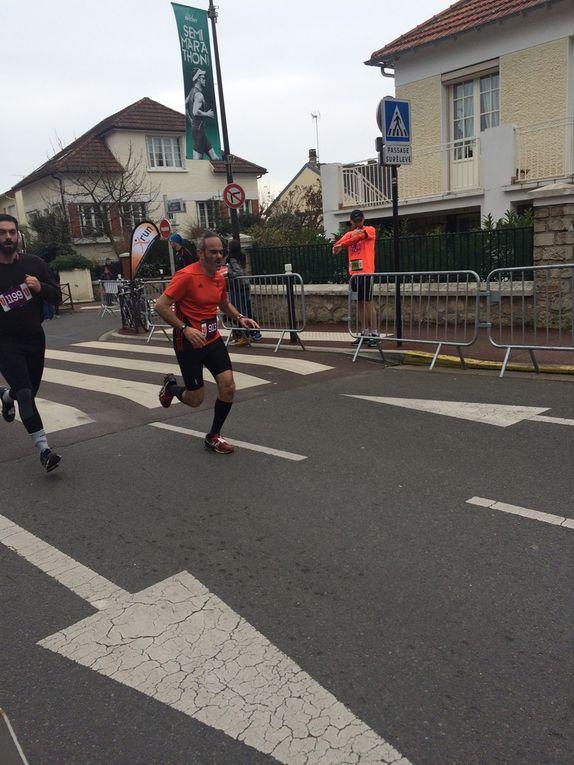 Semi et 5,5 km d'Antony (résultats)