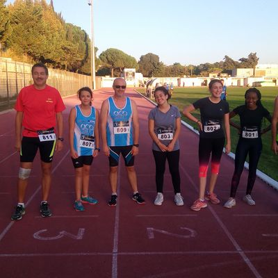 Soirées piste FSGT avec l'ACP Marseille