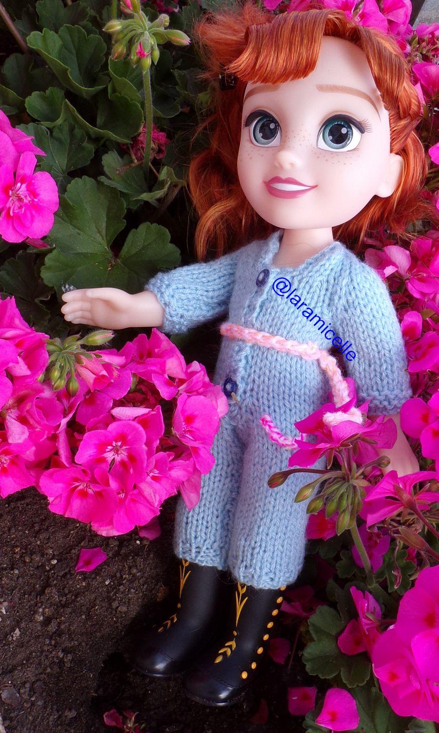 tuto gratuit  poupée  : combinaison pantacourt  de fin d'été