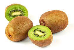 Le kiwi, source de vitamine C