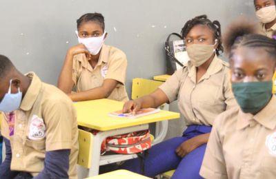 En dépit de la pandémie du COVID-19, les épreuves du CERE, se sont déroulés impécablement