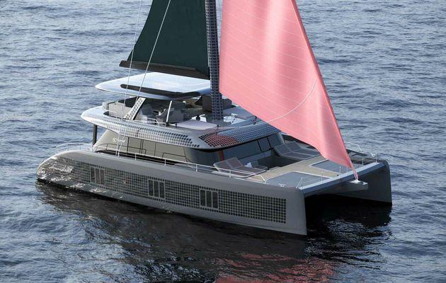 Le Sunreef 60 Eco élu Best Electric Boat