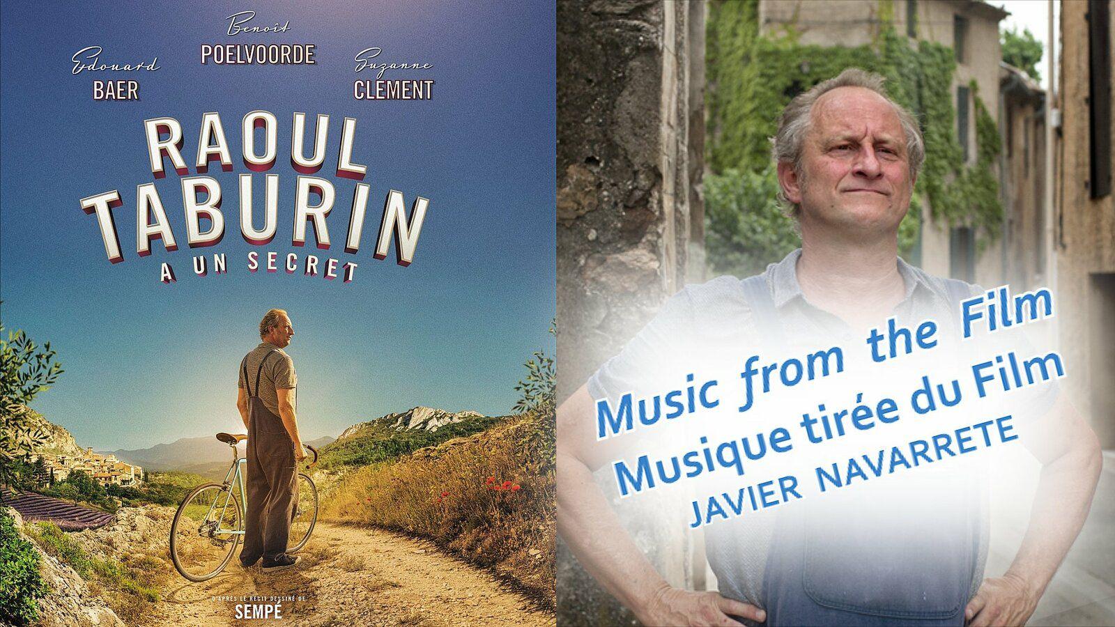 "#BO MUSIQUE DU FILM ""RAOUL TABURIN"""
