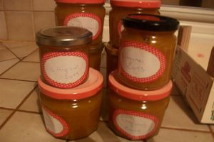 CONFITURE AUX 3 AGRUMES EXTRA
