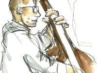 Nicolas Dary septet (Ferté jazz festival, 8 juin 2014)