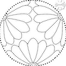 Abstract Mandala: