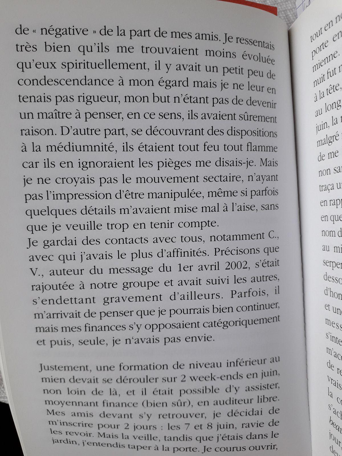Pluie de Poussières d'étoiles page 23 à 26