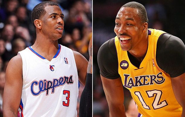 Nonstop Dwight Howard rumors make Chris Paul look magical by comparison