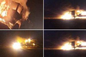 Irak: Attaque contre deux convois US. Déploiement irakien massif à la frontière avec la Syrie