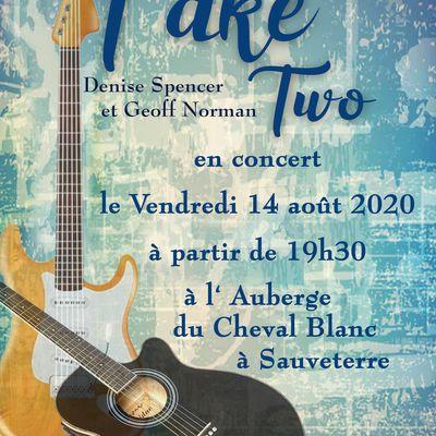 SAUVETERRE : POP ROCK RETRO AU CHEVAL BLANC