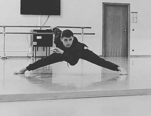 Un Danseur, Une Ecole : Raul au Conservatoire National de Danse de Lyon