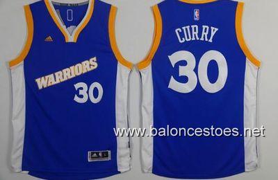 Nuevo camiseta de baloncesto Golden State Warriors 2016-17