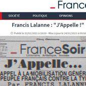 """#Bachelot veut faire """"réexaminer"""" le certificat presse de #FranceSoir - MOINS de BIENS PLUS de LIENS"""