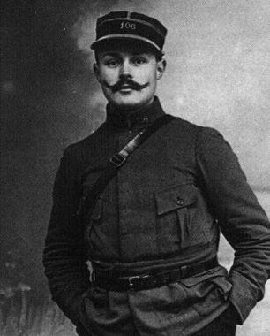 25 avril 1915: Genevoix et le Romarin