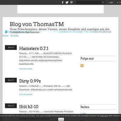 Blog von ThomasTM