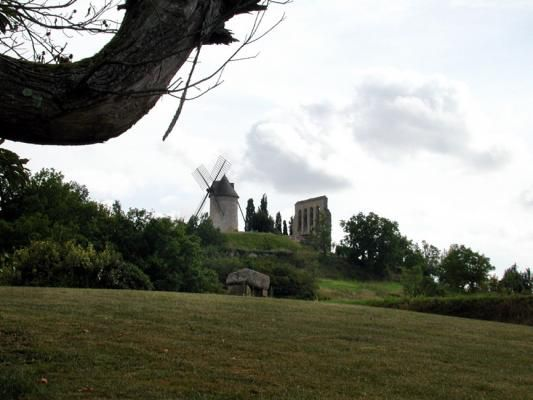 Moulins à vent en Lot-et-Garonne