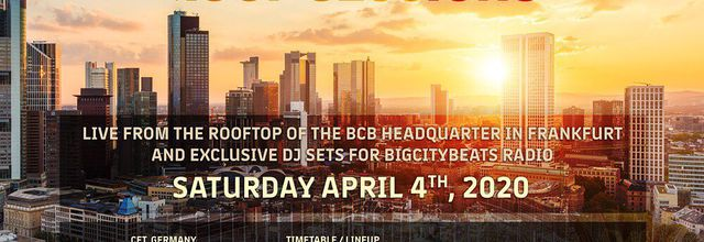 Tiësto, exclusive Big City Beat set - april 04, 2020 #StayAtHome #SaveTheSummer