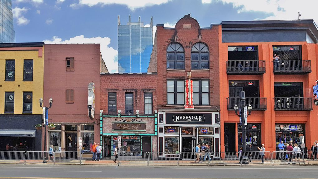 Diaporama : Nashville Lower Broadway