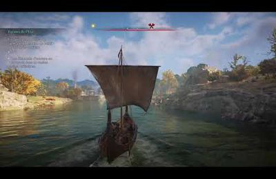 Assassin's Creed® Valhalla - Attaque fluviale - Fleuve Severn