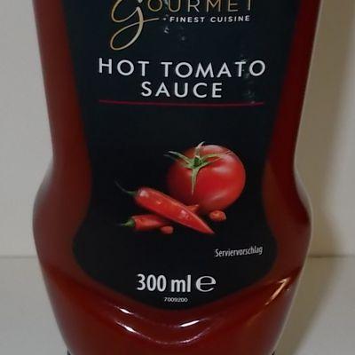 Aldi Gourmet Hot Tomato Sauce