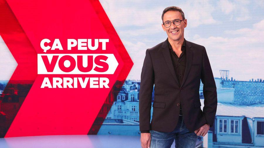 """Julien Courbet de retour avec une nouvelle saison de """"Ca peut vous arriver"""" dès ce lundi sur M6"""