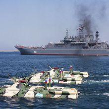 Les exercices navals russes en Méditerranée entrent dans leur phase finale