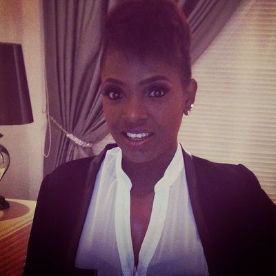 Annie Idibia Is The World's Best Stepmom, See What She Called Her Stepson, Nino