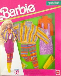 1990 BARBIE CLOTHES