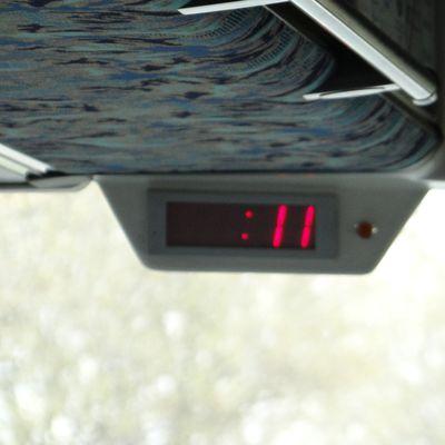 Le fantôme du bus