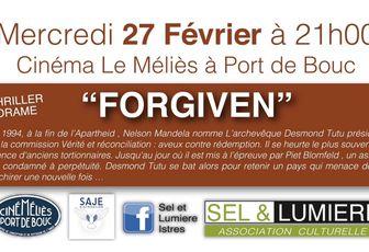 FORGIVEN : LE FILM DU MOIS