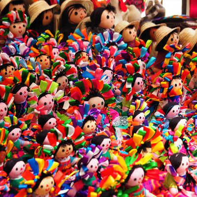 Les marchés du Chiapas