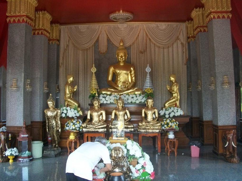 Photos du Wat Pha suea