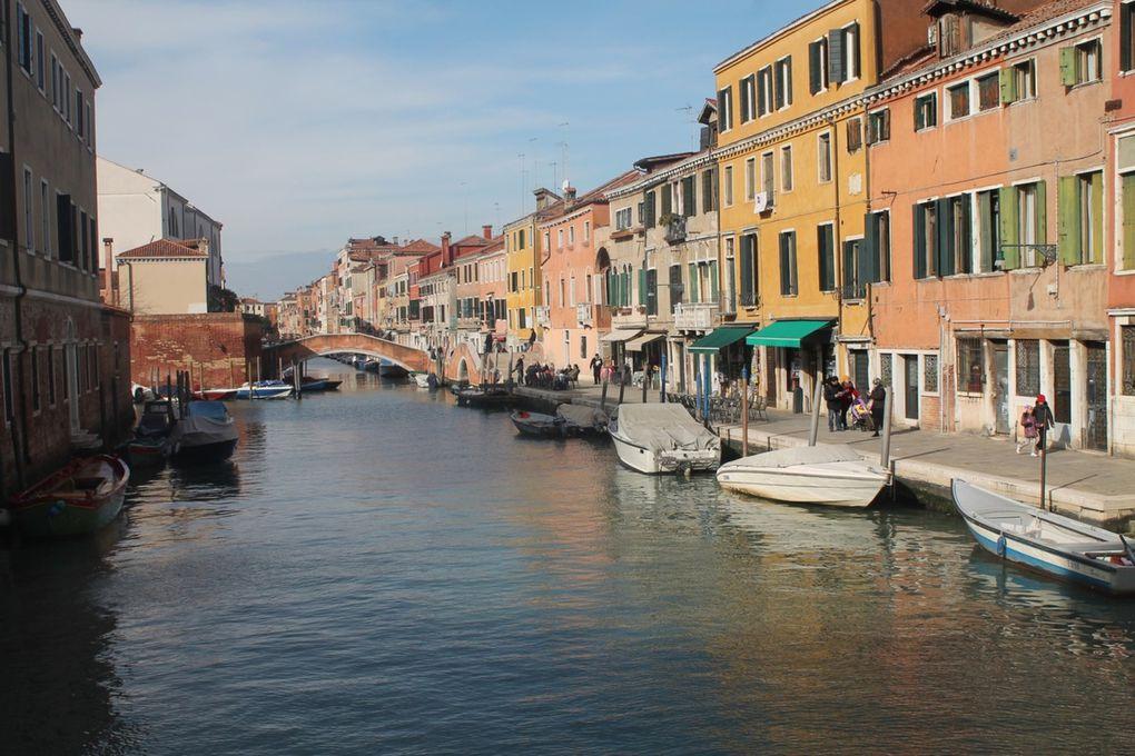 5 - Le quartier du Cannaregio, balade en gondoles et théâtre de la Fenice