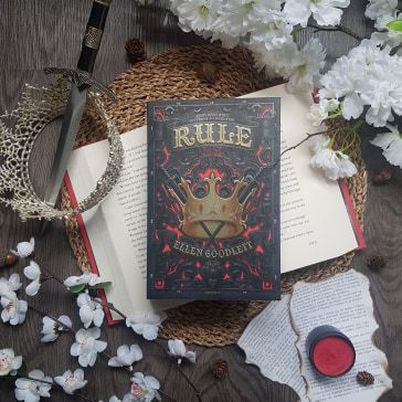 Rule, tome 1- Ellen Goodlett