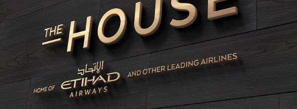 Etihad Airways and No1 Lounges launch 'THE HOUSE'