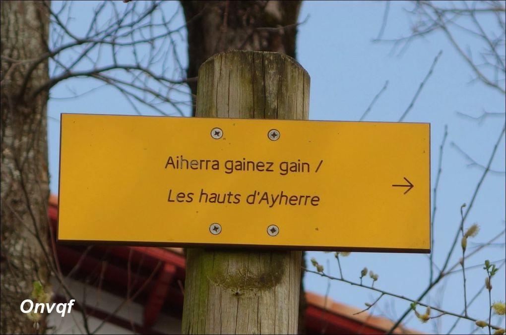 Randonnée à Ayherre AA