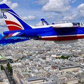 Défilé à minima pour ce 14 juillet 2020 ! - avionslegendaires.net
